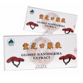BigStar Glossy ganoderma v tekočini, prehransko dopolnilo