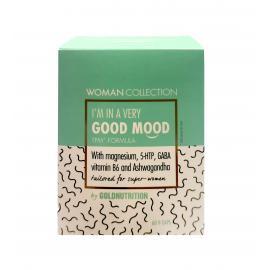 Gold Nutrition® WomanCollection GOOD MOOD 60 kapsul, prehransko dopolnilo RAZPRODAJA