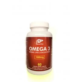 NaturalDiet OMEGA 3 60 kapsul