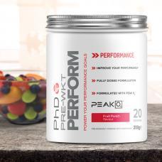 PHD Pre-Workout PERFORM 200g - prehransko dopolnilo