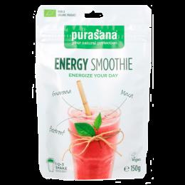 Purasana Energy Smoothie 150g - prehransko dopolnilo