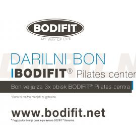 Darilni bon PILATES CENTER