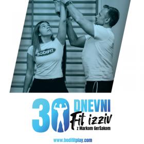 30-dnevni FIT IZZIV z Markom Geršakom