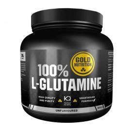 Gold Nutrition® L-GLUTAMIN v prahu, prehransko dopolnilo