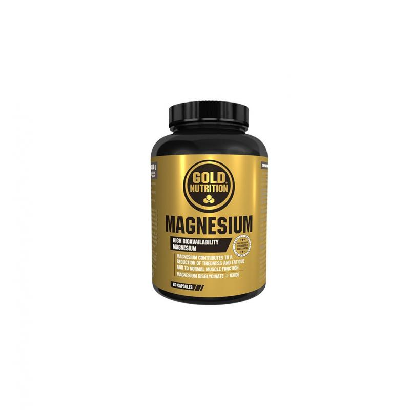 Gold Nutrition® Magnesium 600