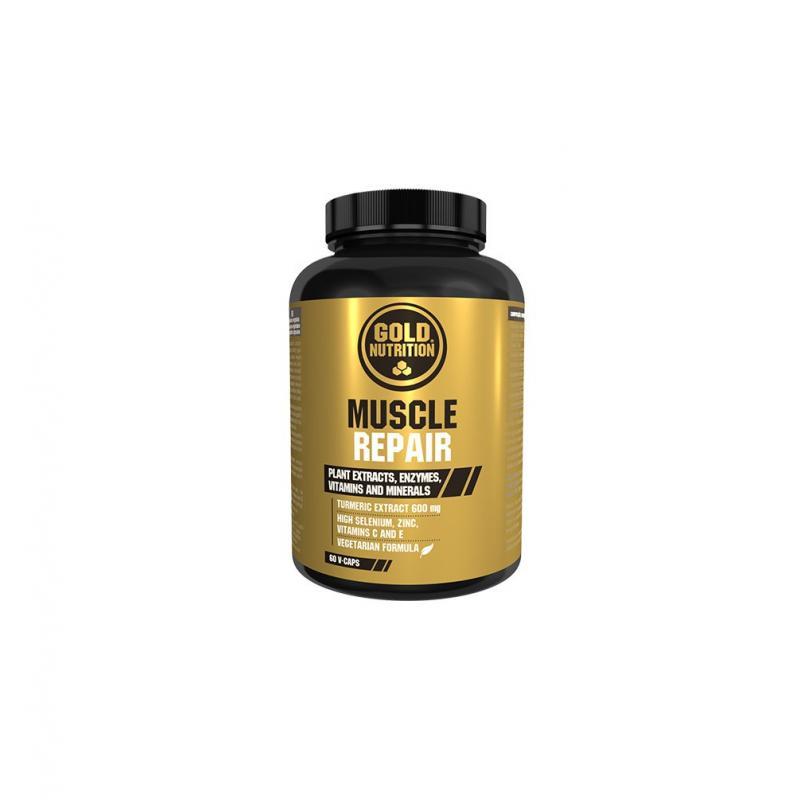Gold Nutrition® MUSCLE REPAIR, 60 kapsul, prehransko dopolnilo