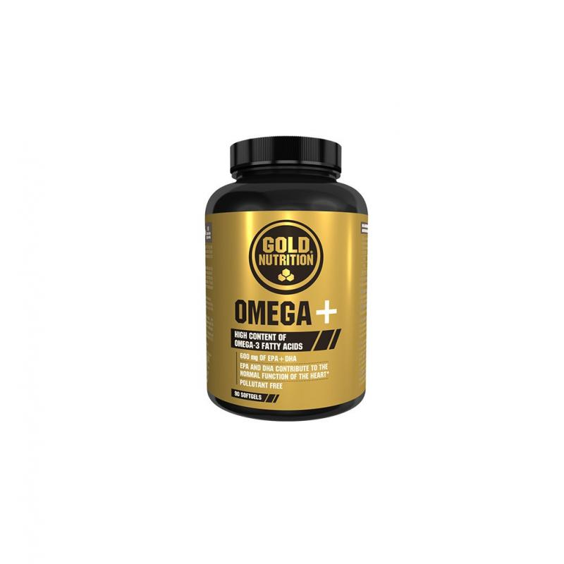 GoldNutrition® OMEGA+ 1000