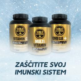Gold Nutrition® Paket IMUNSKI SISTEM, prehransko dopolnilo