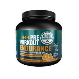 Gold Nutrition® PRE-WORKOUT ENDURANCE, 300 g prehransko dopolnilo