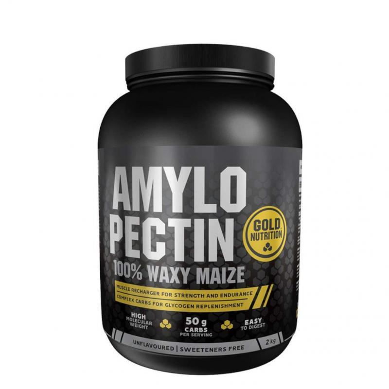 Gold Nutrition® AMYLOPECTIN, 2000 g, prehransko dopolnilo