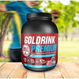 Gold Nutrition® GOLDRINK PREMIUM 750g, prehransko dopolnilo