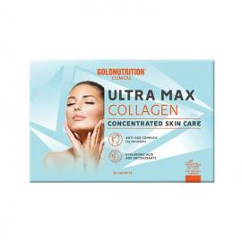 Gold Nutrition® ULTRAMAX COLLAGEN, 30 vrečk, prehransko dopolnilo