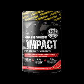 Gold Nutrition® PRE-WORKOUT IMPACT, 400 g, prehransko dopolnilo