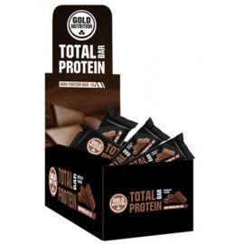Gold Nutrition® TOTAL PROTEIN BAR 24x46g, beljakovinska čokoladica