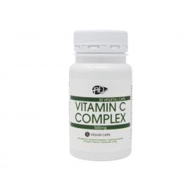 NaturalDiet VITAMIN C compleks 30 kapsul - prehransko dopolnilo
