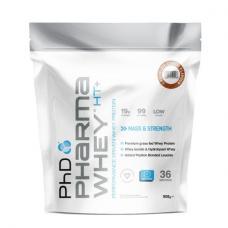 PhD Pharma Whey HT+ Eco Pouch 908 g - prehransko dopolnilo