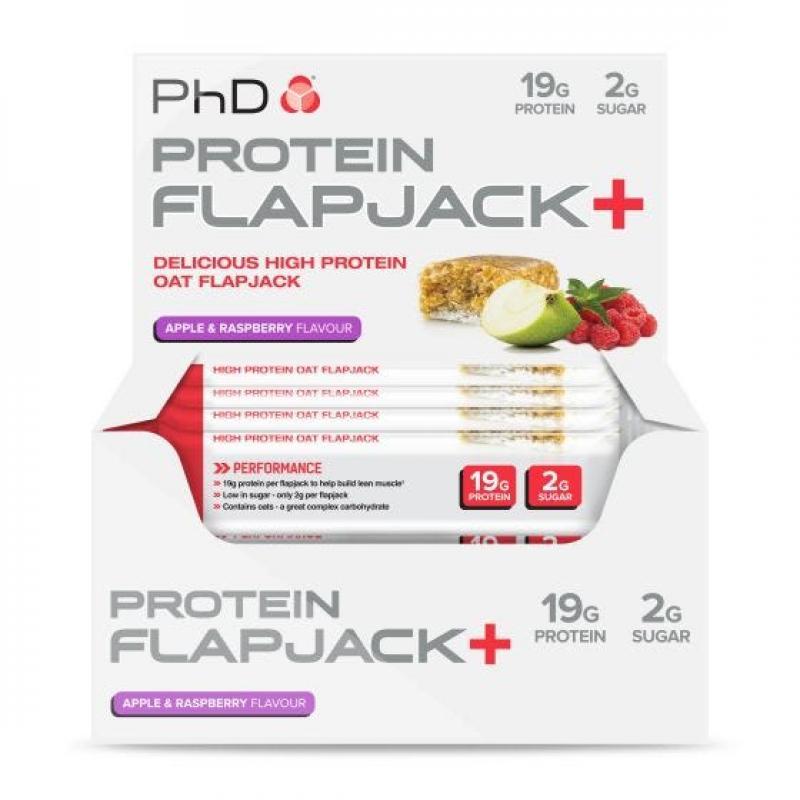 PhD FlapJack čokoladica 12x75g - prehransko dopolnilo