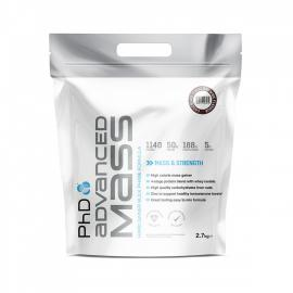 PHD Advanced Mass 2,7 kg - prehransko dopolnilo