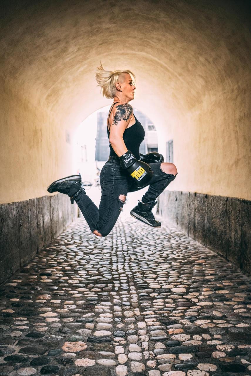 EUROFIT FEST 2018 -> Shapeboxing s Tamaro Smonker zaznamoval tekmovanje Show Group Performance