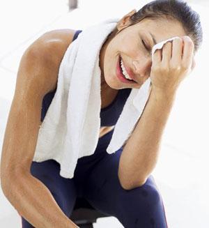 Znojenje - zaveznik ali nadloga?