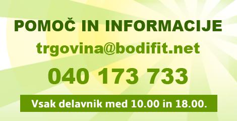 Pomoč in informacije