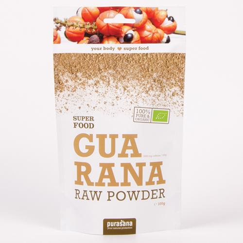 Guarana kot vir zdravja in energije
